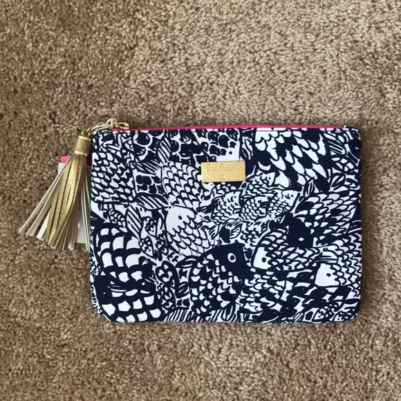 NWT Lilly Pulitzer Makeup Bag